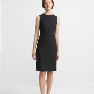Theory Good Wool Classic Dress